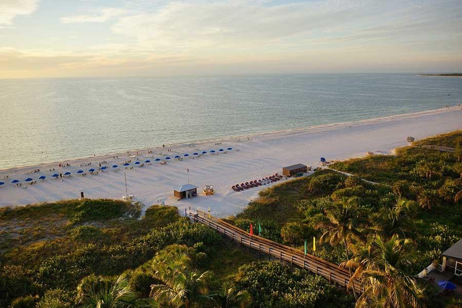 Marco Island Resort Activities  Hilton Marco Island