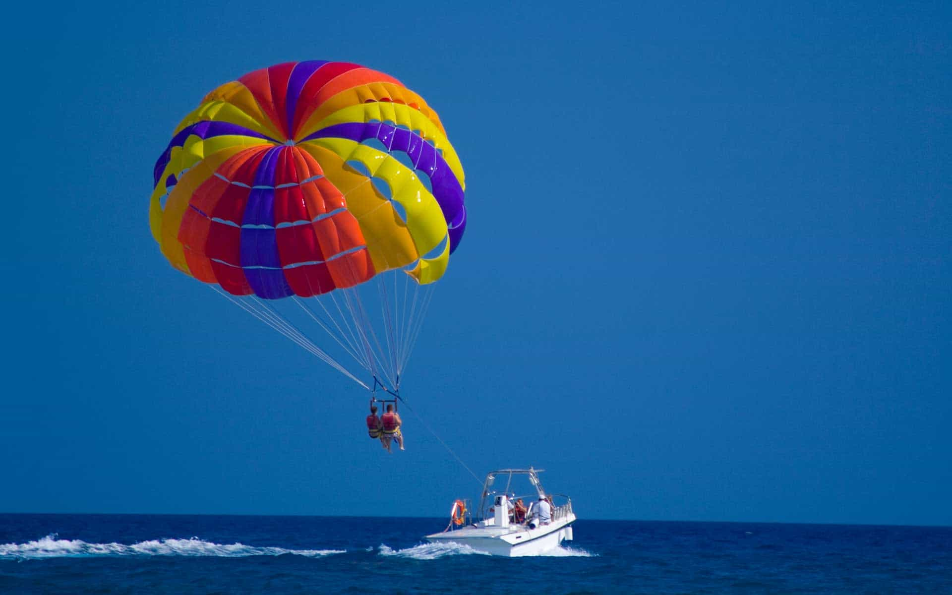 Best Parasailing Marco Island